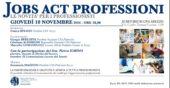 JOBS ACT Professioni: le novità per i professionisti
